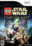 WII: LEGO STAR WARS: THE COMPLETE SAGA (COMPLETE)